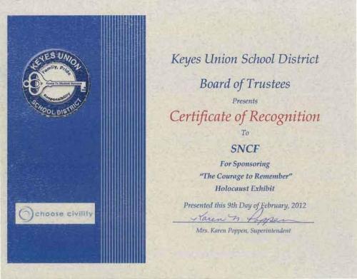 Keyes-Union-School-District