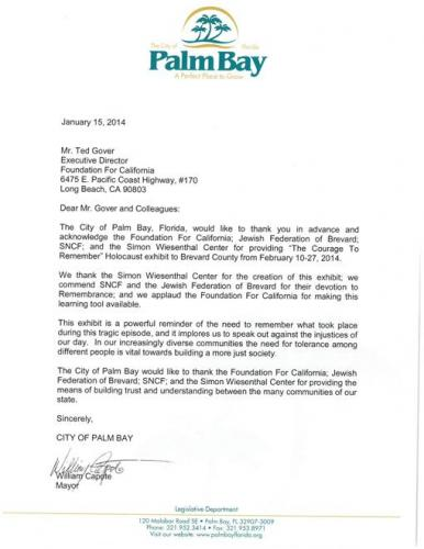 Thank-You-Letter-From-Palm-Bay-FL-Mayor-William-Capote-1-15-141